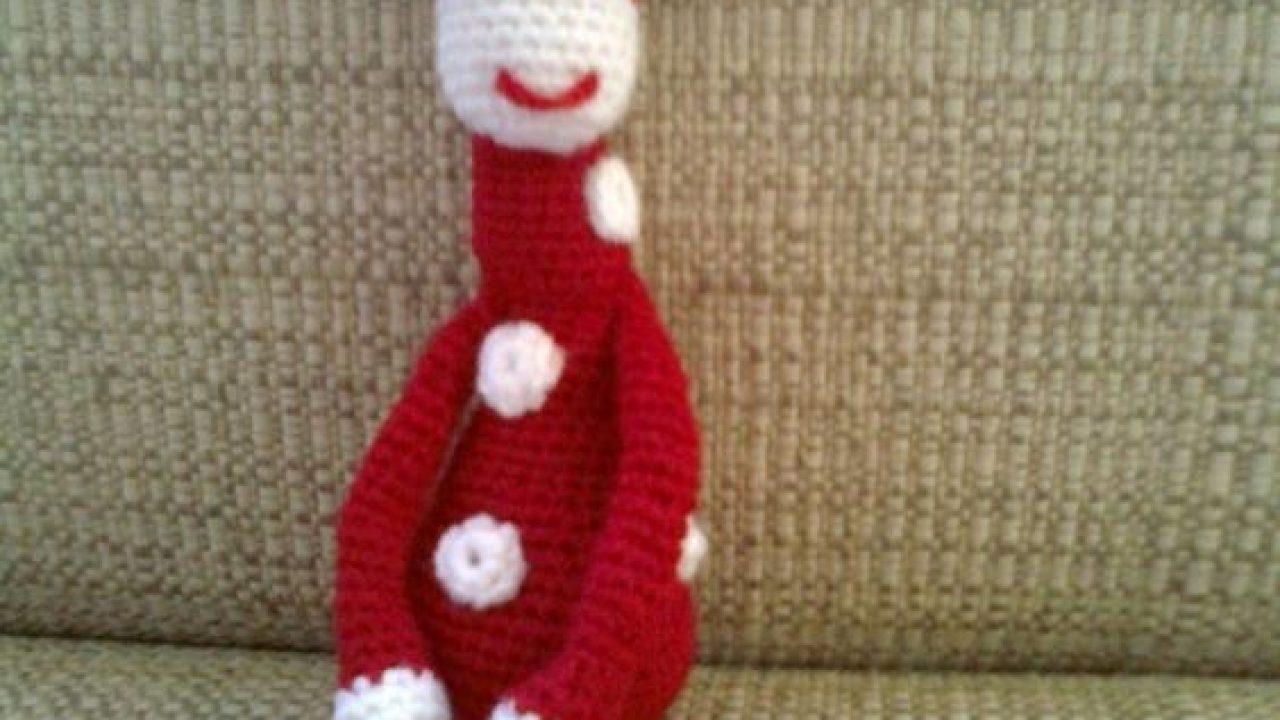 Amigurumi Crochet Giraffe (Zürafa) Free Pattern Yapılışı | 720x1280