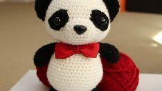 Amigurumi Panda Yapımı