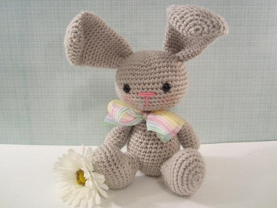 Amigurumi Oyuncak Tavşan Yapımı | Örgü Bahçem | 428x570