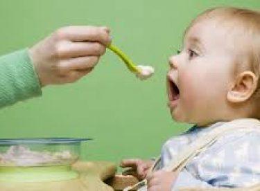 Aylarına Göre Bebeklerin Yemek Alışkanlıkları