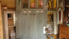 Eski Kapılardan Dekorasyon Fikirleri