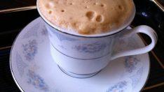 Evde Latte Yapımı