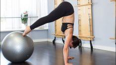 Pilates ile Formda Kalın