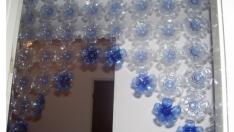 Plastik Şişelerle Perde Yapımı