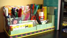 Çalışma Masanızı Daha Kullanışlı Hale Getirecek Olan Muhteşem Fikirler
