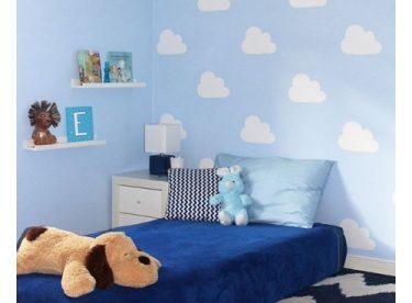 Çocuğunuzun Odasını Bulutlar İle Süsleyin