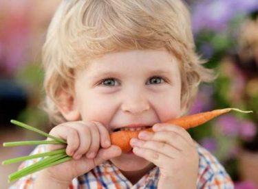 Çocuk Beslenmesinde Süper Besinler