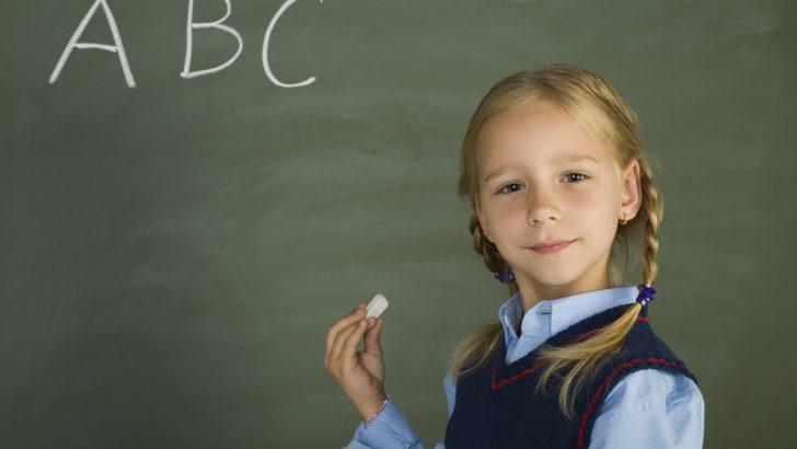 Çocukların Okula Başlama Serüveni