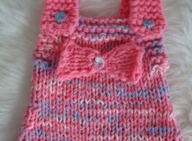 Örgü Bebek Giyimi Çeşitleri