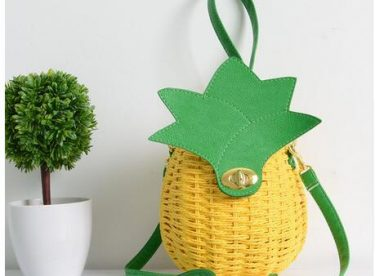 Ananas Sırt Çantası Yapımı
