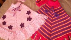 El Örgüsü Çocuk Pançoları