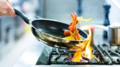 Yemek Pişirirken Dikkat Edilmesi Gereken Tehlikeler