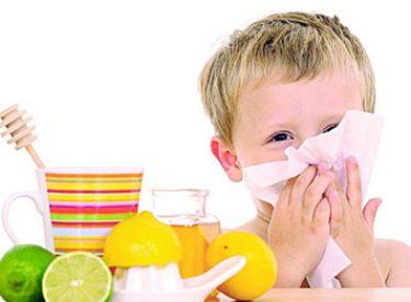 Çocuk Hastalıklarında Nezle