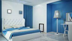 Yatak Odası Dekorasyonu için 4 Püf Noktası