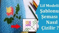 Lif Modeli Şablonu Nasıl Çizilir – Lif Modeli Şeması Nasıl Çizilir