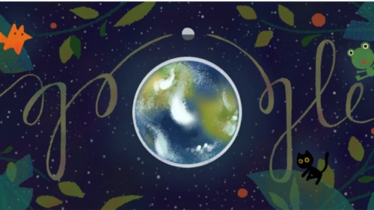 Google den Dünya Günü 22 Nisan Önerileri, Dünya Günü için ipuçları