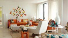 Salon Duvarlarını Dekore Ederken İşinize Yarayacak 6 Yöntem