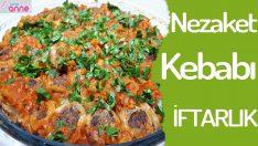 Nezaket Kebabı Tarifi – Fırında Yufkalı Rulo Kebap