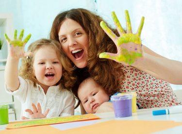 Çocuğunuz ile Vakit Geçirin Mutlu Olun!