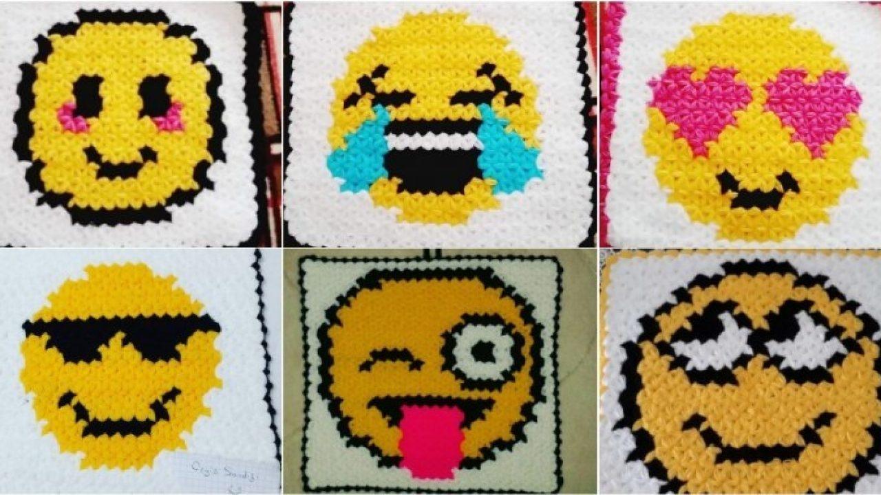 Smile (Emoji) Şekilleri Lif Modelleri ve Şablonları