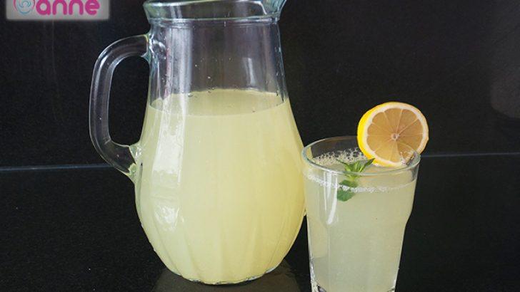 Ev Yapımı Limonata Tarifi, Limonata Nasıl Yapılır ?