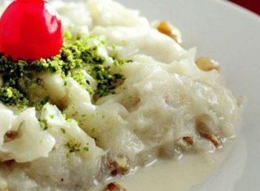 Ramazan Tatlıları – Nefis Güllaç Tarifi