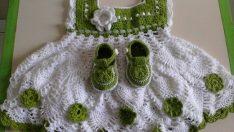 57 Adet Yazlık Bebek Elbiseleri