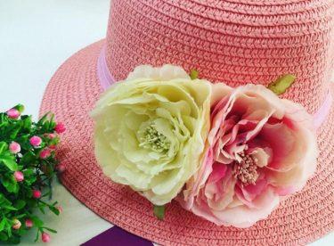 Yazlık Bebek Şapkası Modelleri