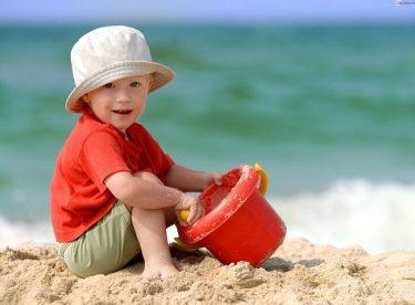 Bebeklerde Güneş Yanıklarını Engellemek İçin Yöntemler