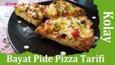 Bayat Pide Pizza Tarifi