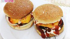 Evde Steak Hamburger Tarifi
