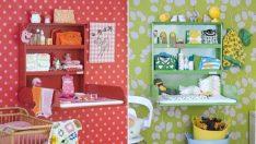 Bebek Odasını Düzenlemek için 5 Harika Fikir