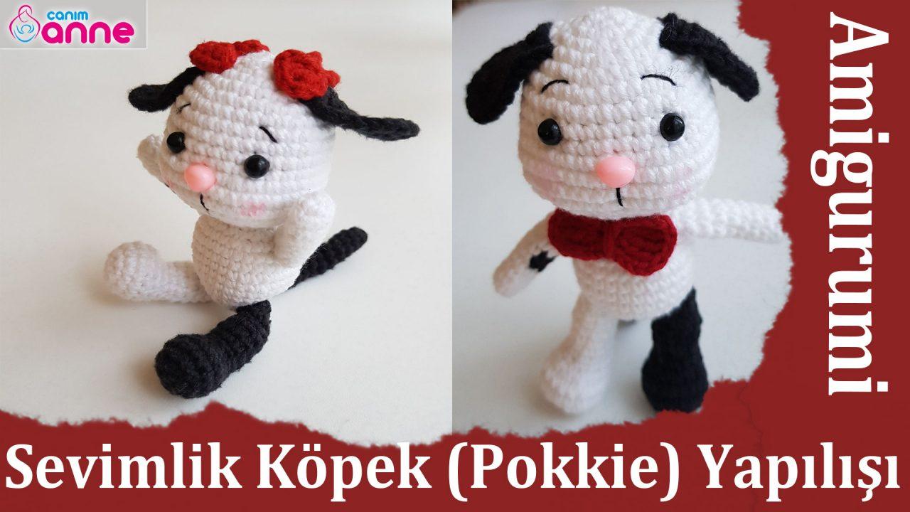 Amigurumi Köpek Yapımı – Amigurumi Free Pattern Dog
