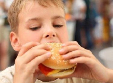 Çocuklarda Obezite Riski!