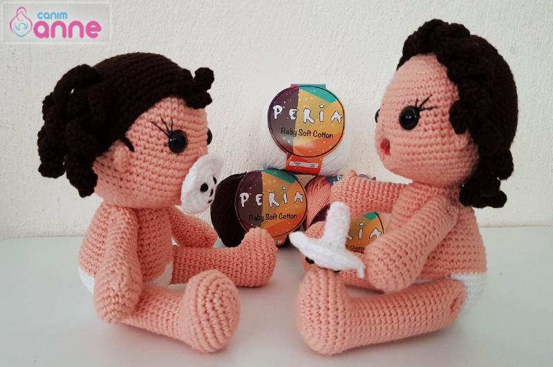 Amigurumi Bebek Tarifleri : Amigurumi emzikli bebek yapılışı canım anne