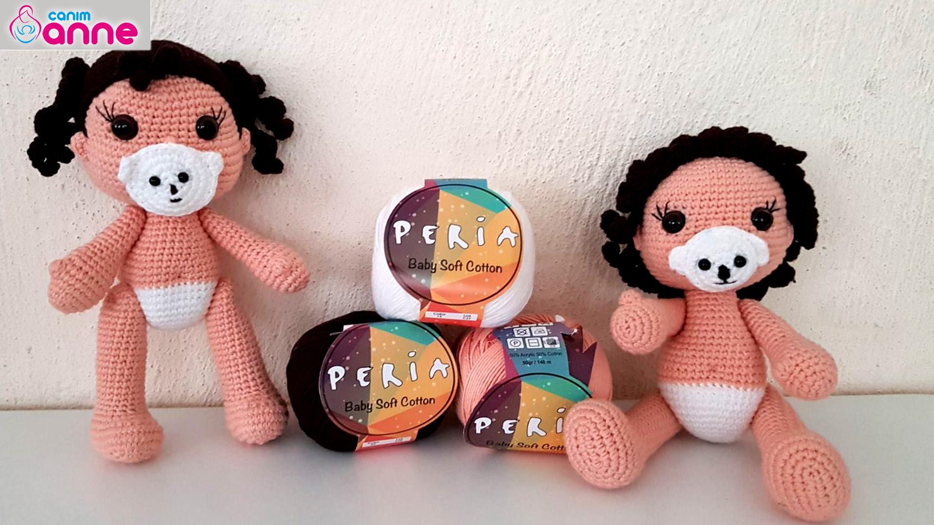 Peria Baby Soft Cotton - Peria Amigurumi   1080x1920