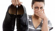 Ayakkabı Kokusu Nasıl Yok Edilir?