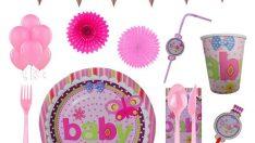 Baby Shower için Lazım Olabilecek Malzemeler