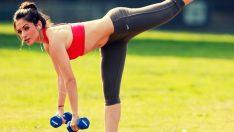 Kilo Vermek İçin Egzersizler