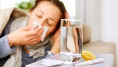 Soğuk Algınlığına İyi Gelen Besinler ve Bitki Çayları
