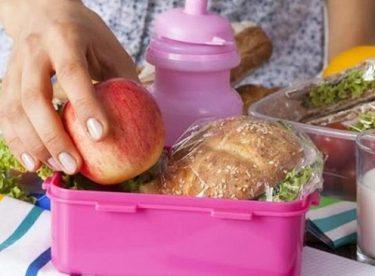 Beslenme Çantası İçin Sağlıklı Atıştırmalıklar