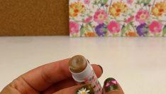 Çikolatalı Dudak Nemlendirici Yapımı