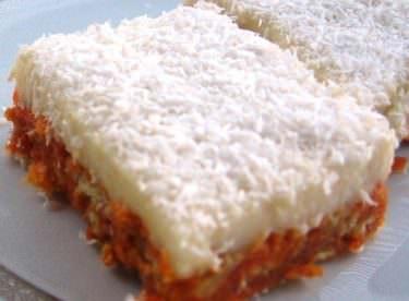 Havuçlu ve Kremalı Pasta Tarifi
