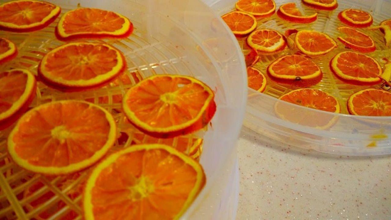 Portakal Kabuğu Nasıl Kurutulur?