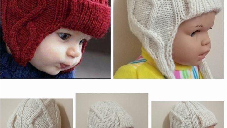 Erkek bebek şapkaları modelleri