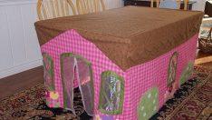 Çocuklar için Evde Oyun Alanları Fikirleri!