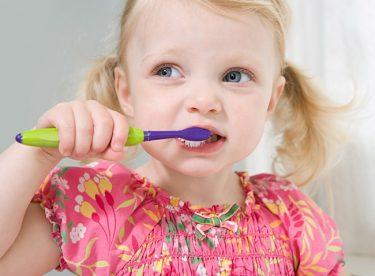 4 – 6 Yaş Arası Çocuklarda Diş Kontrolü