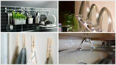 Mutfağınızı Kolayca Düzenleme İçin Fikirler – Kendin Yap