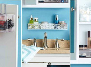 Pratik Banyo Düzenleme Fikirleri – Kendin Yap