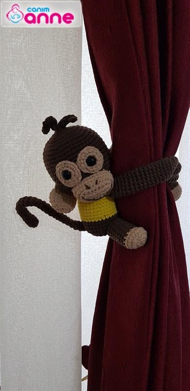 Amigurumi maymun yapımı amigurumi örgü oyuncak maymun yapılışı ... | 800x389